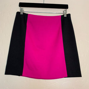 Michael Michael Kors colorblock knit skirt Sz 10